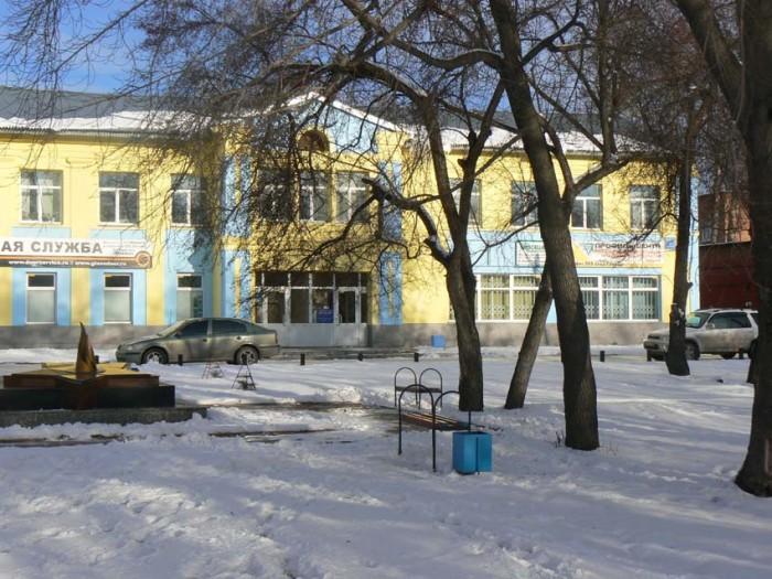Офисный центр на Станционной